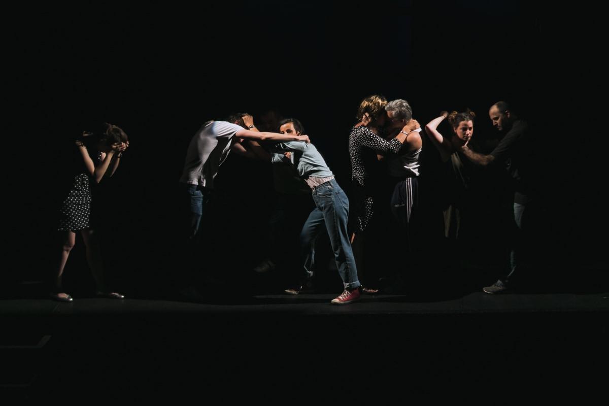 Théâtre photographe